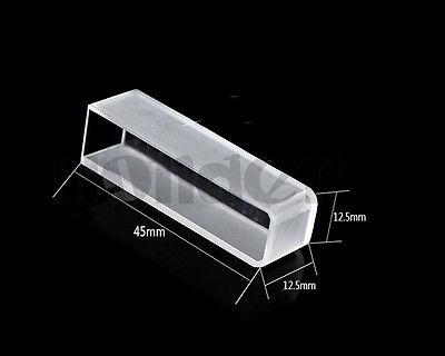 2 предмета 10 мм путь Длина JGS1 кварцевая кювета ячейки с крышкой для aeProduct.getSubject()