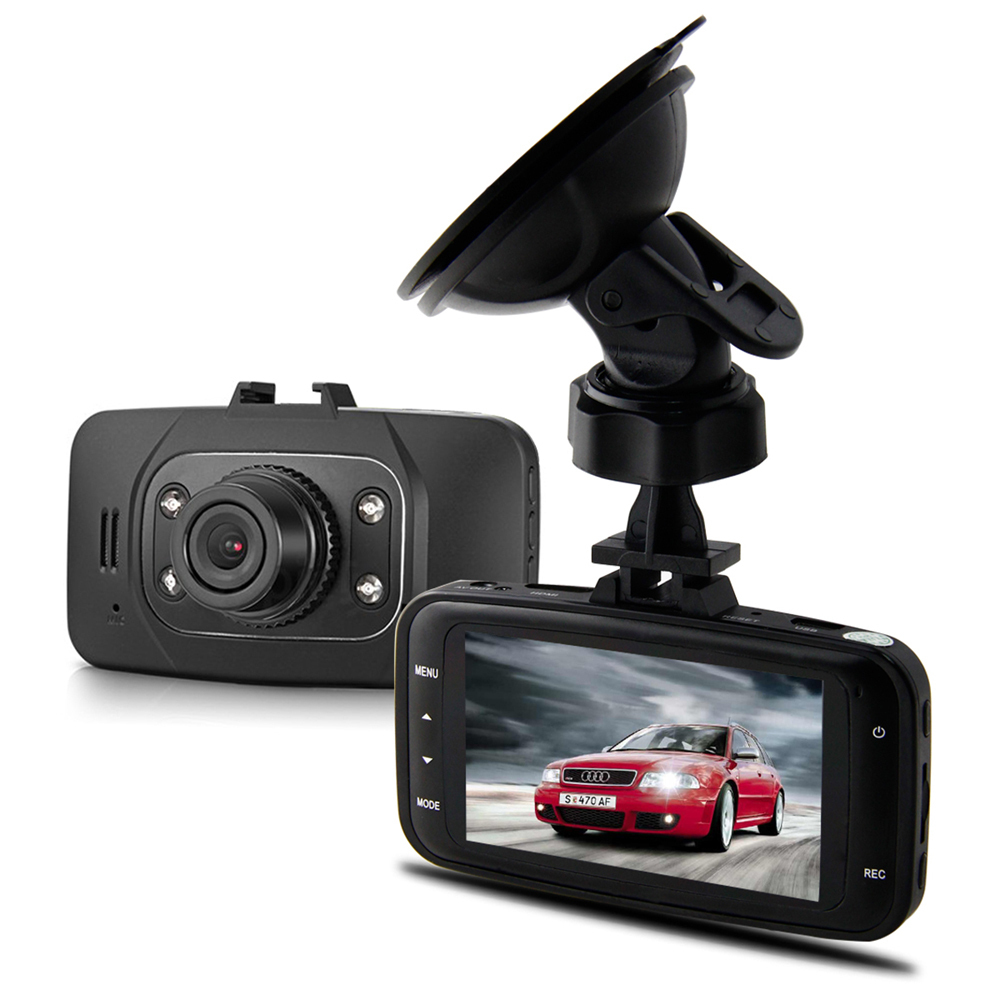 H2.64 1080P HD 2.7 Inch LCD Screen 140 Degrees Wide Angle Lens Car DVR Dual Camera Recorder with G-Sensor HDMI 4 x Digital Zoom(China (Mainland))