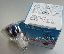 XENOPHOT 64653 HLX ELC 24V 250W GX 5.3 OSRAM 24V250W FREE SHIPPING(China (Mainland))