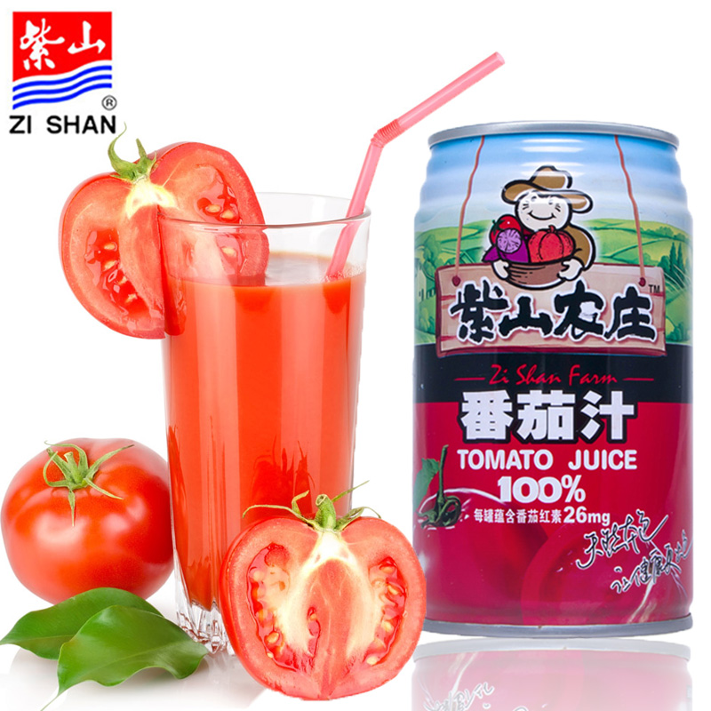 Tomato juice drink 310 ml/tank without adding natural juice wholesale<br><br>Aliexpress