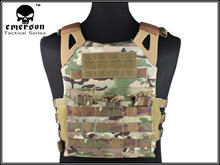 Military Army Tactical Series Airsoft Paintball Shooting SWAT Protective Combat Jump Plate Carrier Multicam MC Vest Back Support(China (Mainland))
