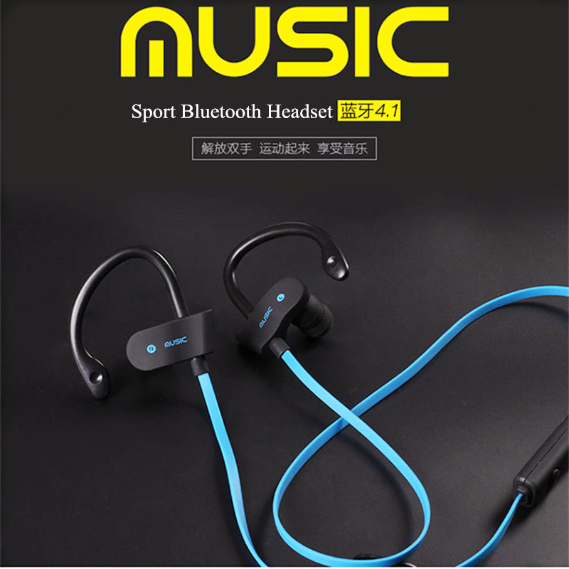 Sport Wireless Headphones For Explay Sky Phone, Gym Bluetooth Headset For Explay Sky Mobile Phone Earphone Free Shipping(China (Mainland))