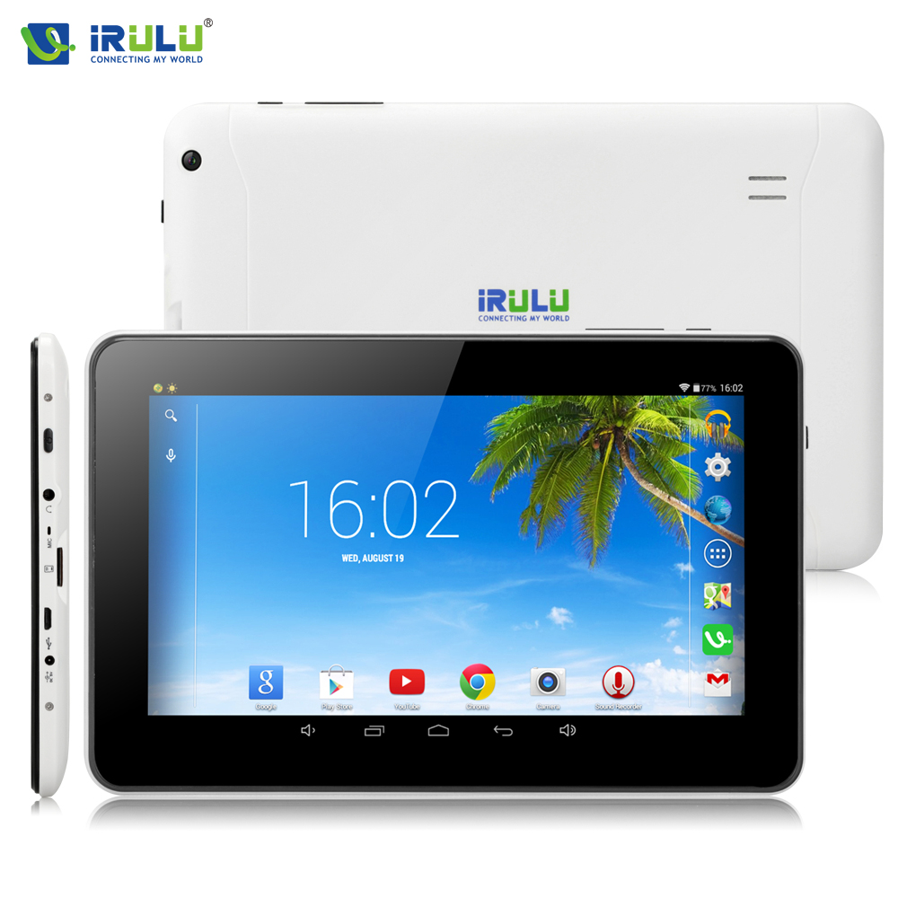 "iRULU eXpro X1Pro 9"" Tablet PC Quad Core Android 4.4 8GB Google GMS tested Dual Cam Free Play Store bluetooth WiFi Tablet(China (Mainland))"