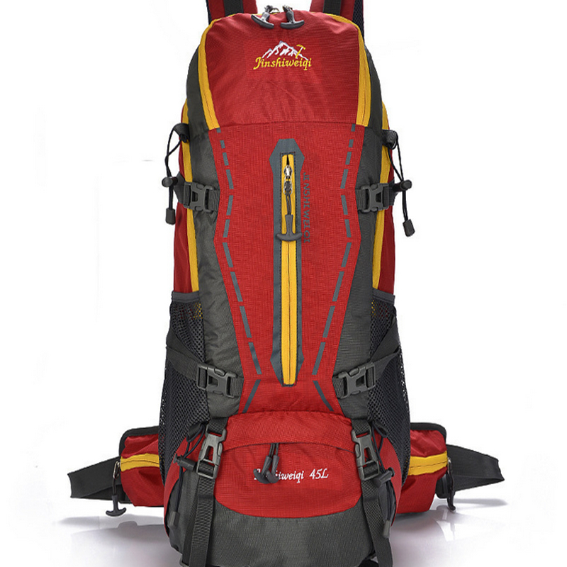 Free shipping Outdoor sport travel backpack mountain climbing backpack climb knapsack camping hiking backpack 35L 50L packsack(China (Mainland))
