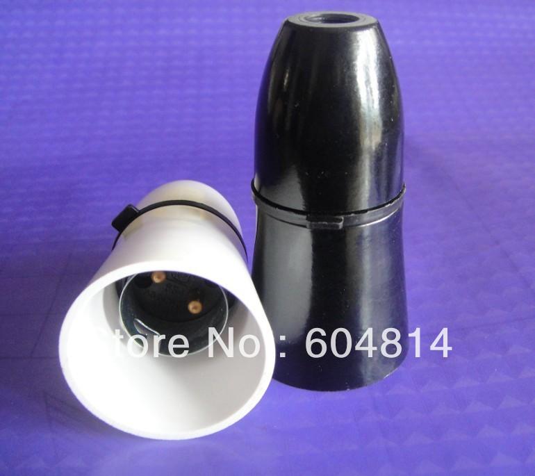 SAA B22 bakelite lamp holder(China (Mainland))