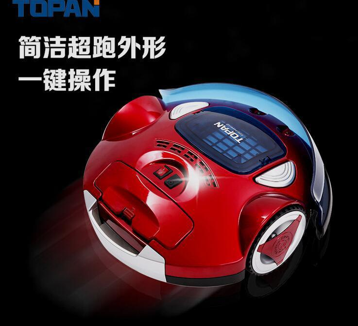 hot sell !! Robot Vacuum Cleaner, Two Side Brushes,poo Touch Screen.with Tone,HEPA Filter,Schedule,Virtual Wall,Self Charge(China (Mainland))