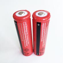Литий-ионный аккумуляторы 18650 5000 мАч 3.7 В аккумуляторная батарея для из светодиодов тактического фонаря фонарик