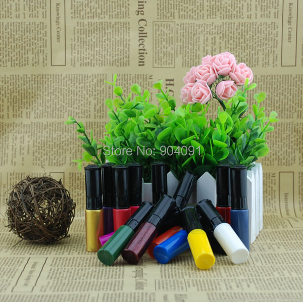 2014 NEW 20 Bottle/LOT nail polish & print polish flower pull pen 29 color Optional 10ml More engaging 4 Seasons Available(China (Mainland))