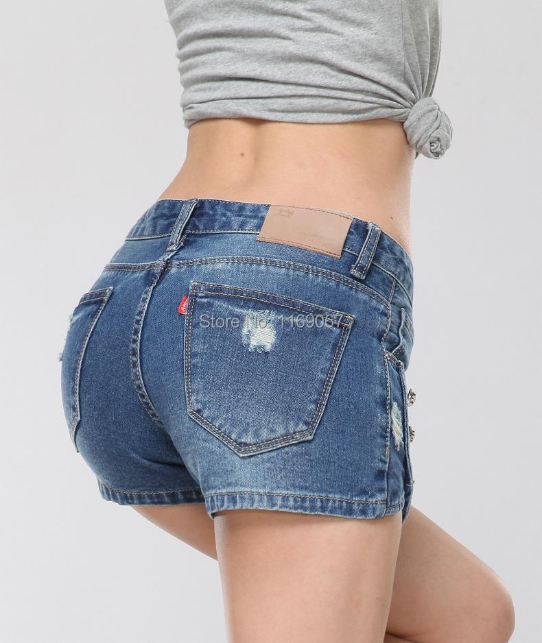 Женские шорты Short jeans WJS014002 2015