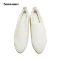 Plus Size 32 42 New 2016 Women Winter Genuine Leather Flat Shoes Women s Plush Warm