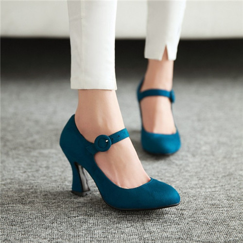 pumps shoes womens Picture - More Detailed Picture about 5 Colors ...