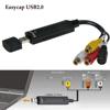 New Usb 2 0 Easycap Dc60 Tv Dvd Vhs Video Capture Card