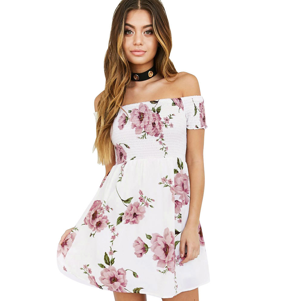 short summer dresses for women over 40 casual summer