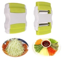 1 pc Vegetable Grater Carrot Cucumber Potato Salad Graters Multifunction Vegetable Peeler  Kitchen Cooking Tools(China (Mainland))