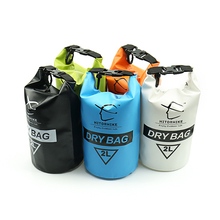 Buy 2L Waterproof Dry Bag Sack Pouch Canoe Boating Kayaking Camping Rafting Hiking Free for $4.29 in AliExpress store