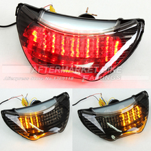 Buy Smoke / Clear LED Brake Taillight Honda CBR 600 F4 1999-2000 Motorcycle Integrated Turn Signal Tail Light for $28.00 in AliExpress store