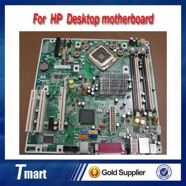 100% working 404794-001 desktop motherboard for HP DC5700 mainboard fully tested(China (Mainland))