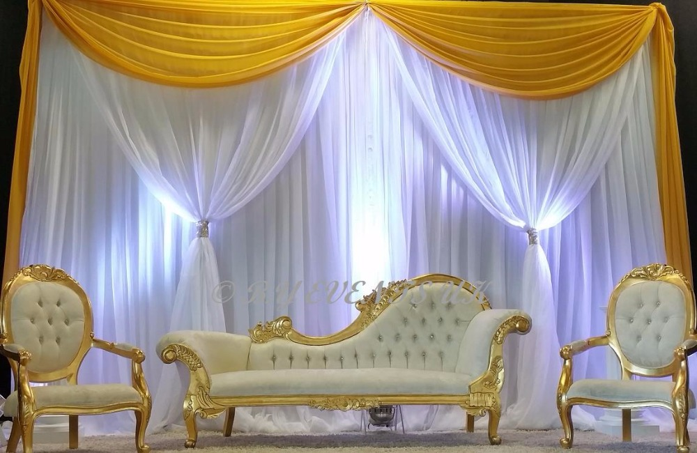Popular Yellow Swag Curtains Buy Cheap Yellow Swag Curtains Lots From China Yellow Swag Curtains