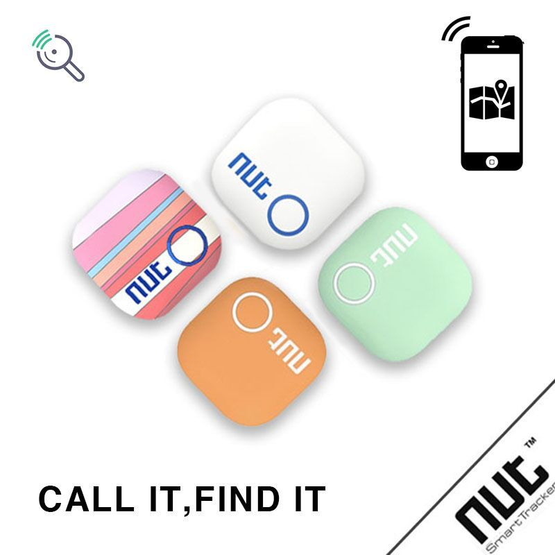 2015 Nut 2 Smart Finder Key Tag Bluetooth Tracker Locator Smart Home, Sensor Alarm Anti Lost Wallet Pet Child Locator Nut2(China (Mainland))