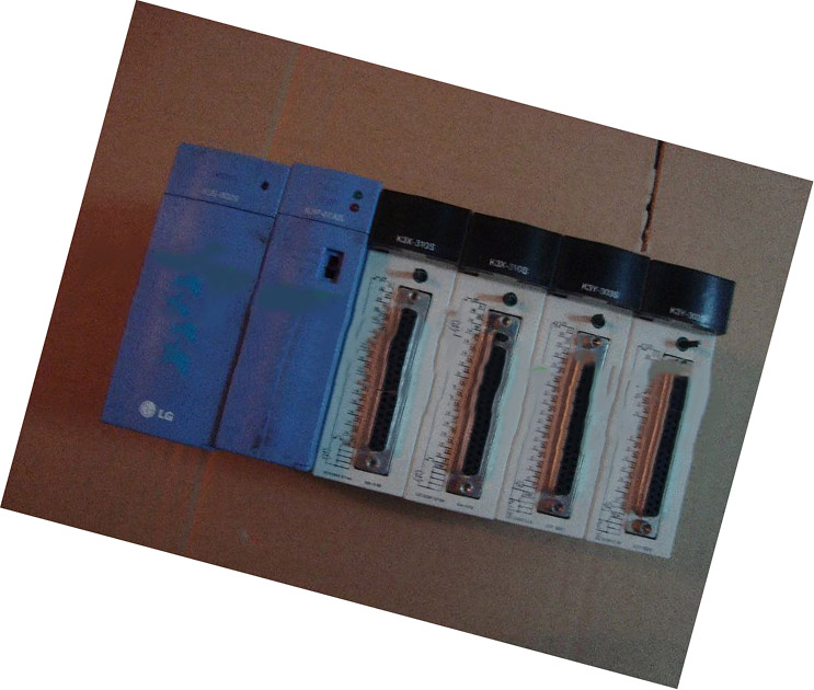 Фотография Electricity power PLC K200 K3Y-303 series PLC module