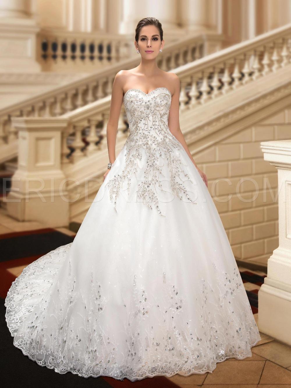 sparkly ball gown wedding dresses - Design Your Wedding Dress
