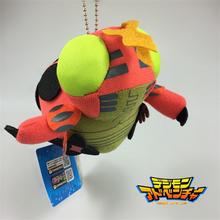 Anime Digimon Adventure Digital Monster Tentomon Plush Doll Toy Pendant Charms 16061709