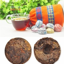 Top Grade AAAAA 40pc 200g Different Taste 20 years Bowl Puerh Pu Er tea health care