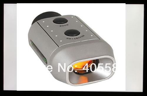 Wholesale 3pcs/lot  digital 7x Golf Range Finder Scope Digital Rangefinder with Bag,Laser Rangefinders,golf distance finder