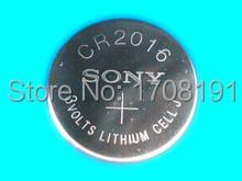 5 шт. длинная прочного для Sony CR2016 CR часы пуговица монета сотовый аккумулятор