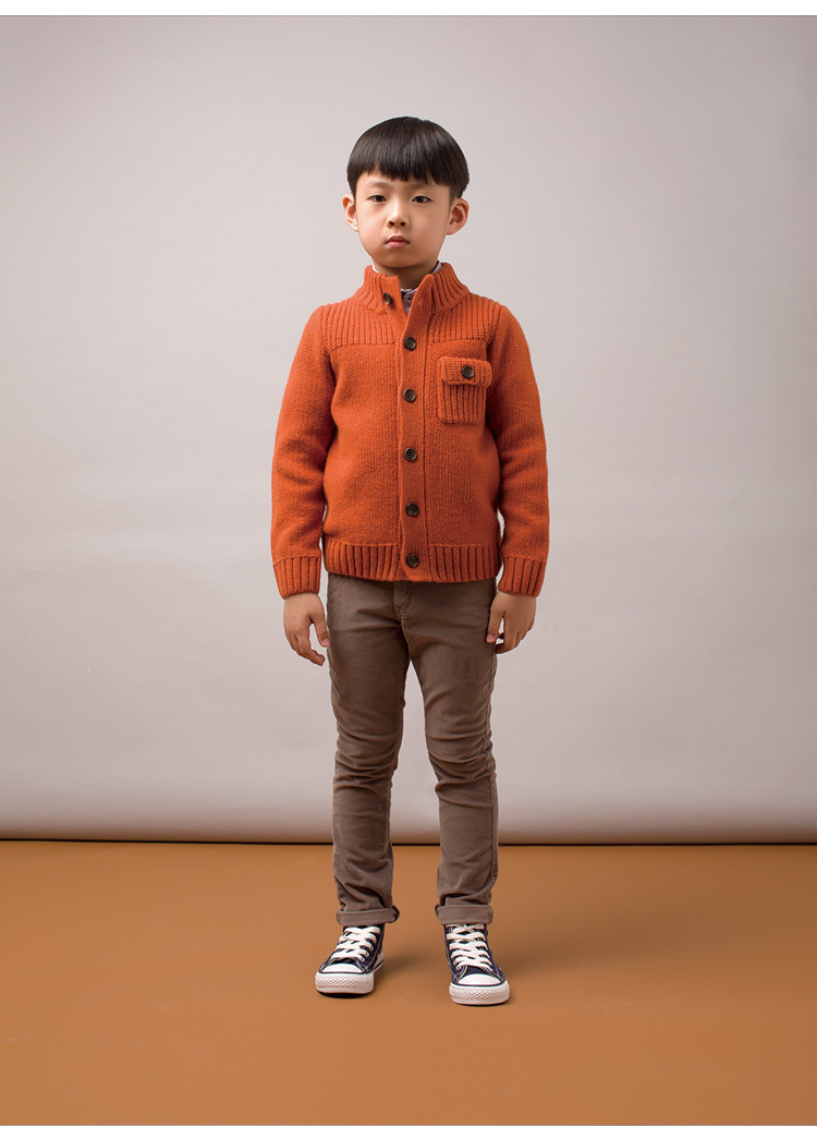 kids boys knitted sweater