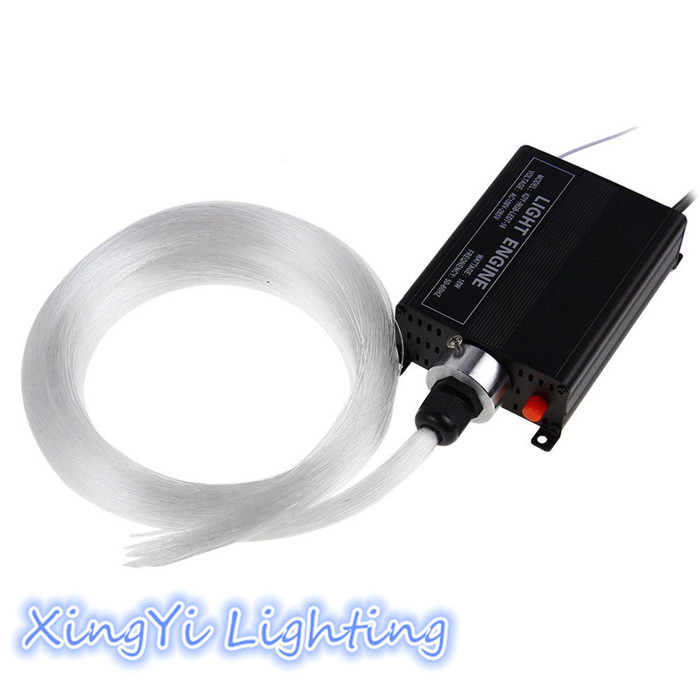 Buy 2016 NEW LED 16W RGBW Fiber Optic Star Ceiling Light Kit