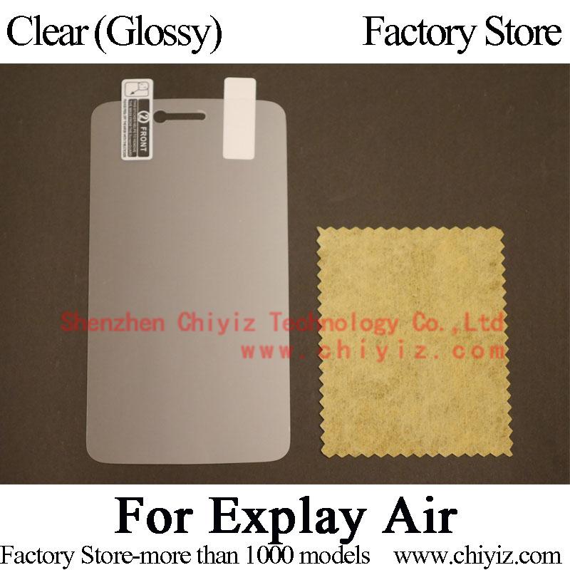 Clear Glossy font b Screen b font font b Protector b font Guard Cover protective Film