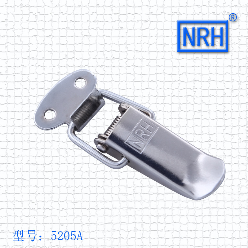 "5205A box hasp 45 detailed cloud hasp ""iron"" NRH hardware furniture accessories lock buckle 50pcs/lot(China (Mainland))"
