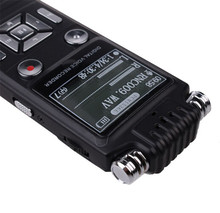 HD telephone conversations recorder 8GB Digital matel body USB 2.0 Voice Recorder with speaker and Mic function (China (Mainland))