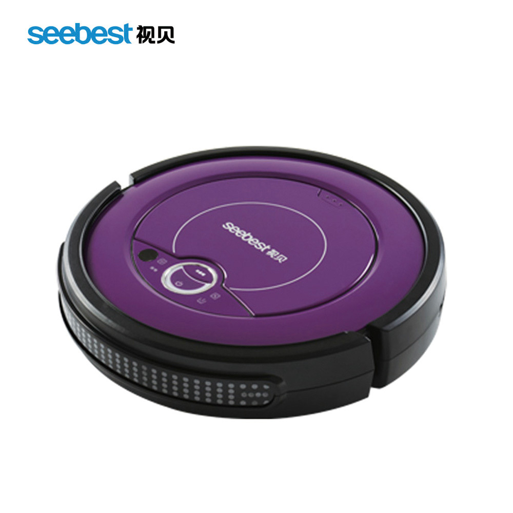 (Free to Brazil)Seebest D331 Made in China Certification Robot Vacuum Cleaner with Sonic Wall, Robot Cleaner Dropshipping(China (Mainland))