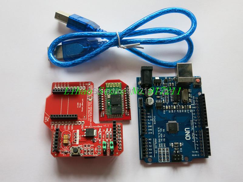 Comunicacin entre Arduinos mediante XBEE - Arduino