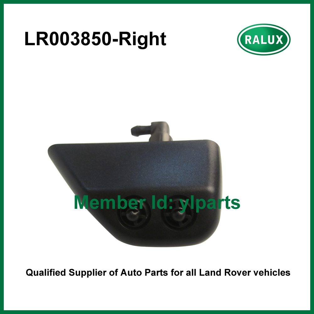 Free shipping LR003850 new car right washer jet with headlamp power wash for LR2 Freelander 2 2006- auto water jet spare parts(China (Mainland))