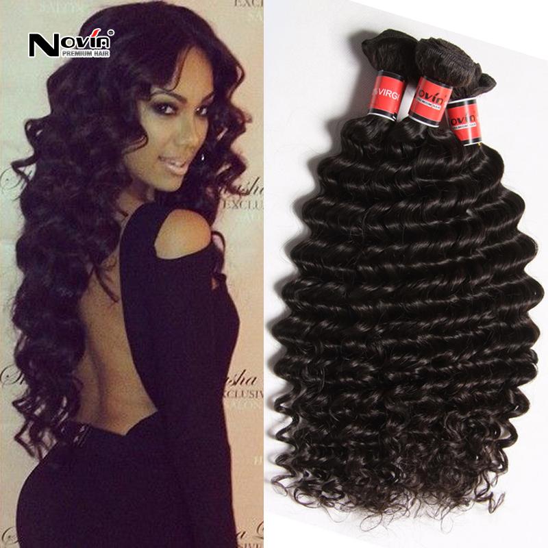 Raw Virgin Indian Hair Unprocessed Water Wave Human Hair Extension Wet and Wavy Weave bundles 3 pcs Ocean Wave Curly Virgo Hair<br><br>Aliexpress