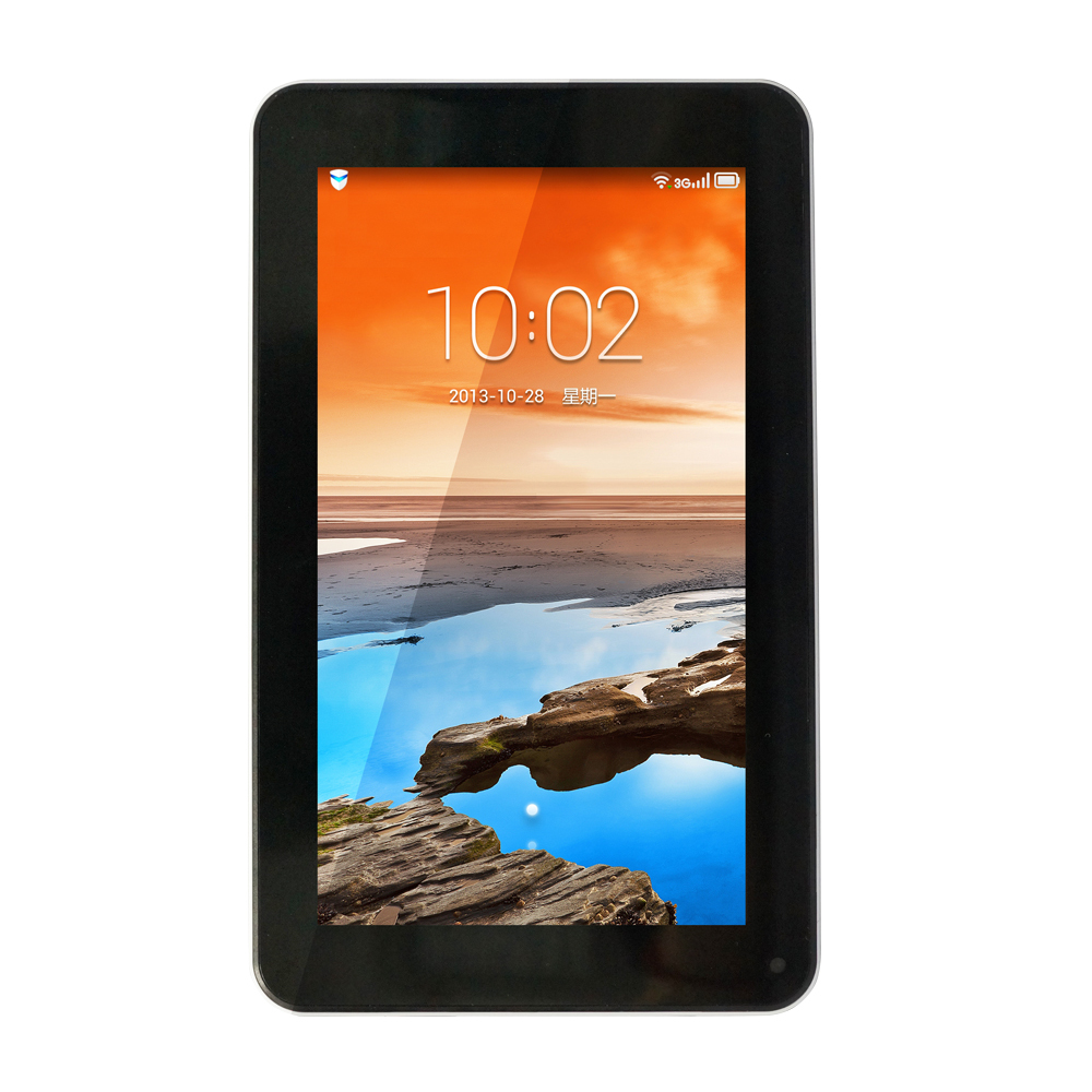 Ultra Slim 7 inch Android Tablet 707 1024 600 Cortex A9 Double Core 1GHz 512MB 8GB