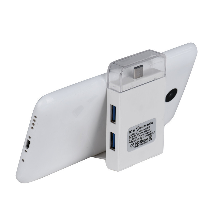 SimpleStone USB 3.1 Type-C SD TF Holder Card Reader Connection Kit For Android Phones PC June08(China (Mainland))