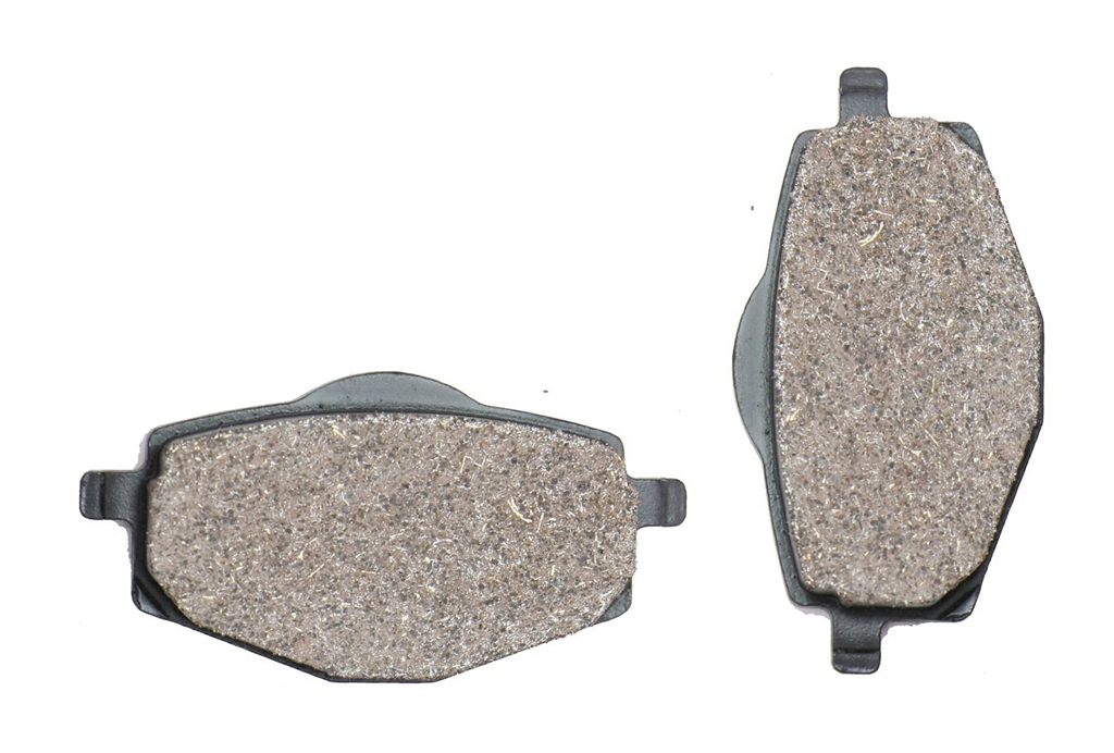 Front Brake Pads Carbon for YAMAHA Street DT125 DT 125 R Electric 4BL F803 1988 &up(China (Mainland))
