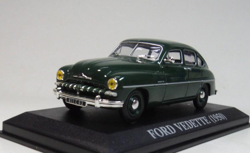 Ixo altaya 1 43 ford vedette 1950 diecast car model jpg