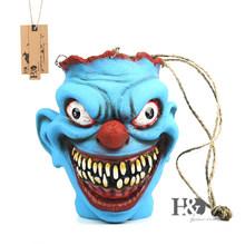 H & D 10 pollici Horror In Lattice Maschera di Halloween di Stile Halloween Dolcetto O Scherzetto Della Decorazione Della Casa (Quattro Stili per scegliere)(China)