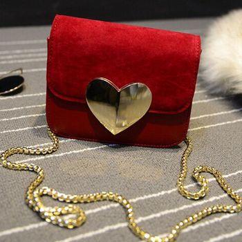 Мода Сумки Посыльного кожаные сумки 2017 Сердце Женщины Кожаные Сумки Креста Тела Плеча Сумки женские Повседневные Сумки A40-349