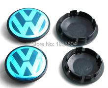 20pcs 55mm 65mm 70mm 76mm VW Wheel Center Cover Cap Badge For Beetle Polo Bora Golf MK4 Lupo Passat EOS Jetta Touareg 3B7601171(China (Mainland))