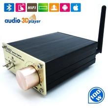 Haute puissance 100 W cinéma maison haut - parleur Bluetooth sans fil numérique stéréo amplificateur(China (Mainland))