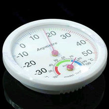 Free shipping New Indoor Outdoor Thermometer Hygrometer Temperature