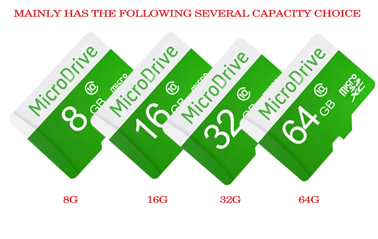 Wholesale Micro SD Card TF Memory Card T-Flash super mini Transflash 64GB 4GB 8GB 16GB 32GB SDHC memory card pendrive usb stick(China (Mainland))