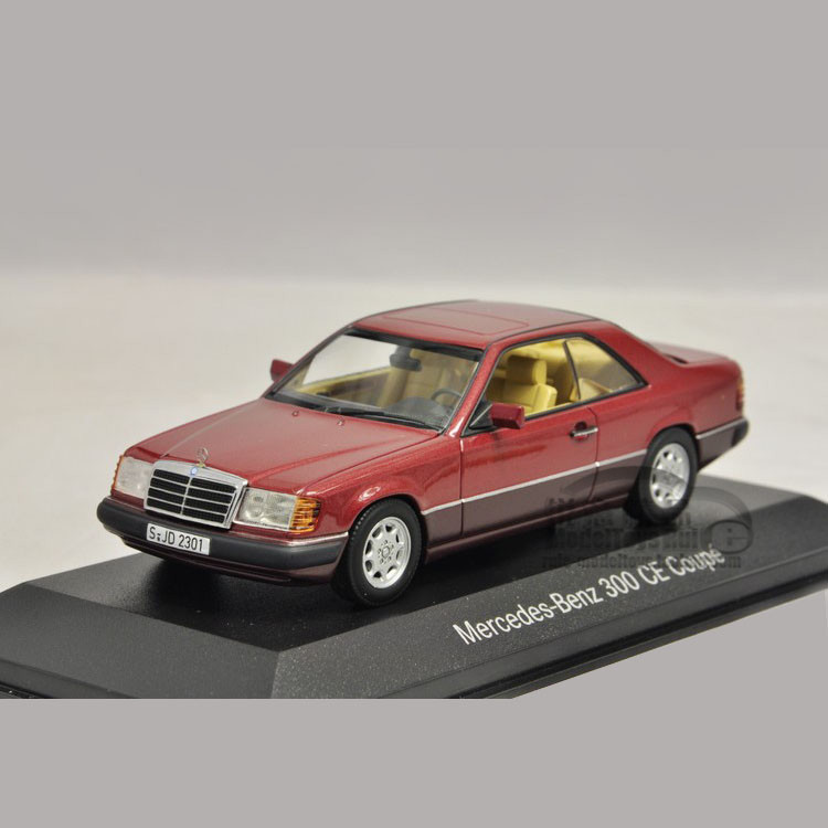 1:43, the German Mercedes Benz factory OEM Benz Mini cut 300 CE-24 car model(China (Mainland))