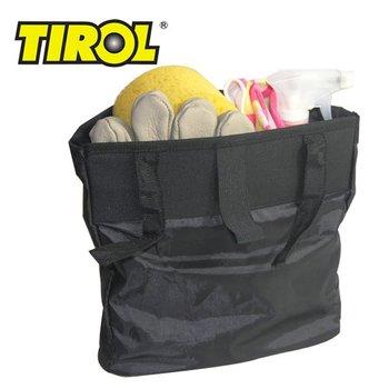 T14657c Car Trash Keeper Organizer Large  Capacity Auto Bin Rubbish Garbage Trash Bag Collapsible Polyester Travel Car Storage